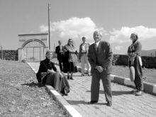 Rahmi Oruç Güvenç, Azize Güvenç, Yaşar Güvenç, Gülten Urallı, Hande Başaran Erzurum Yunus Emre Mezarlığı'nda. 28 Eylül 2007